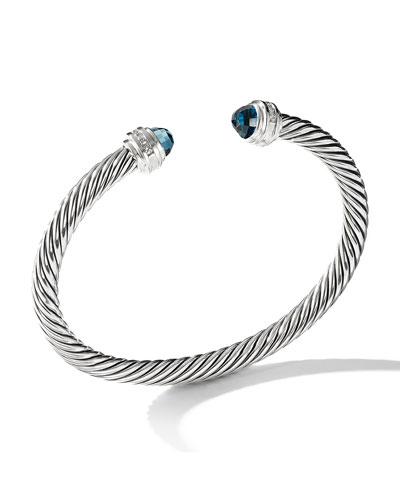 Cable Classics Bracelet with Diamonds