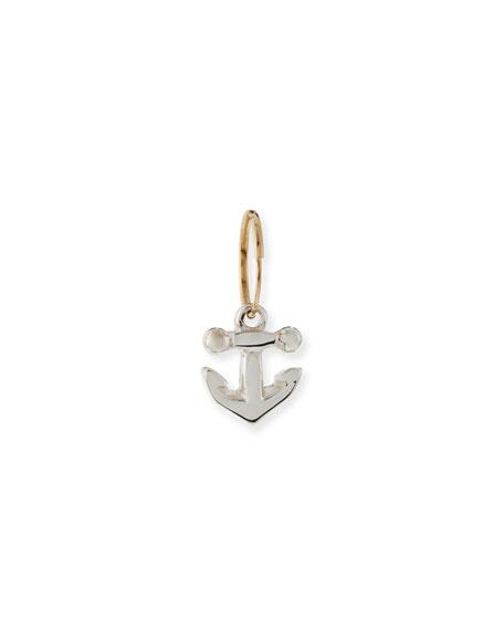 Lee Brevard Anchor Single Earring