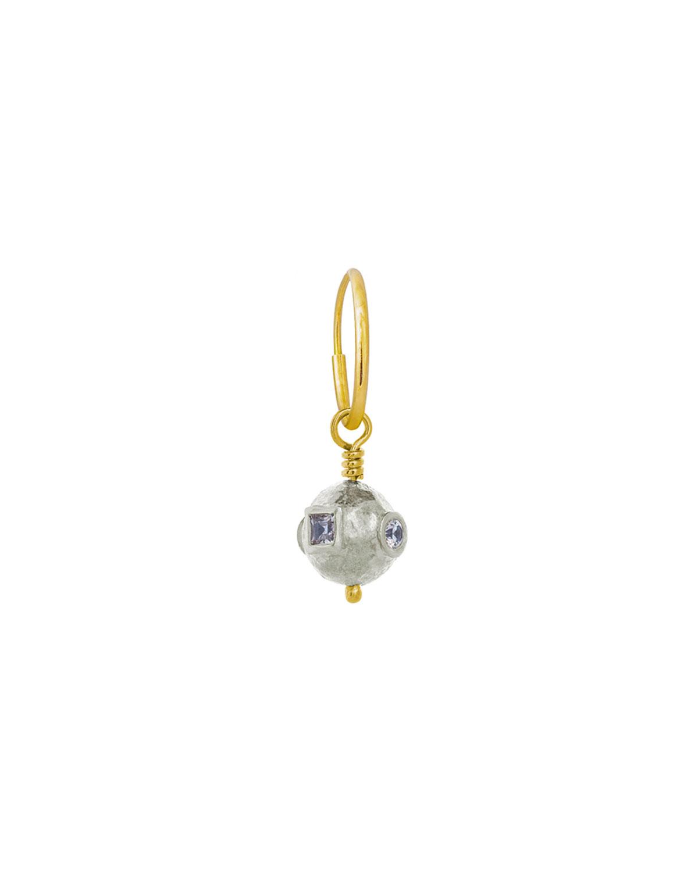 Calypso 4-Cubic Zirconia Drop Earring