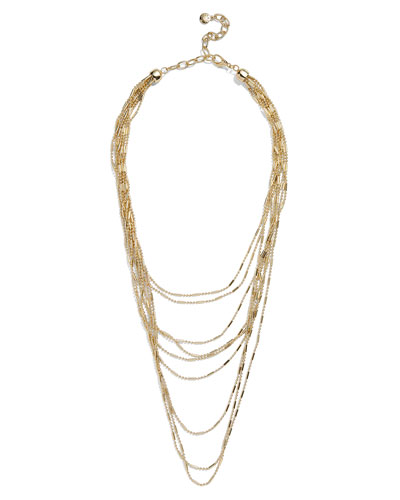 Alizandra Layered Necklace