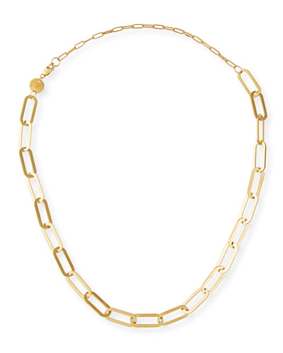 e4a0ae5e3ae2 Quick Look. Jennifer Zeuner · Marta Chain Necklace. Available in Gold