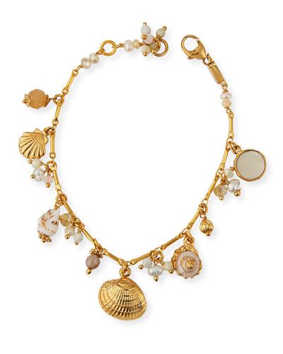 Foglia Charm Bracelet