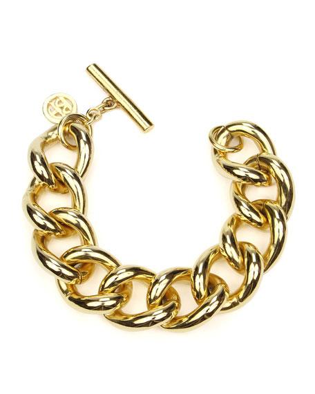 Ben-Amun Curb-Link Chain Bracelet