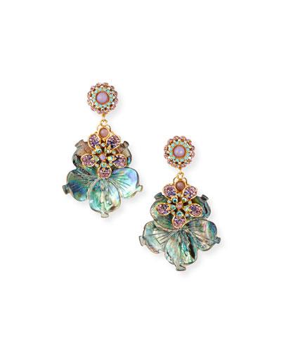 9ee1a25b3c7 Flower Earrings