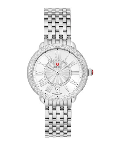 83a5f4a6f Michele Watches Diamond Watch | Neiman Marcus