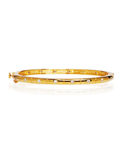 2mm 3mm 4mm 5mm 6mm 14k Yellow Gold Stretch Bracelets Stackable