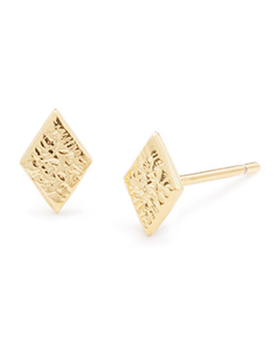 04ba11a091545 Gold Plated Brass Earrings | Neiman Marcus