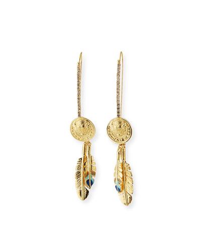 Penna Dangle Earrings