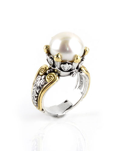 9bc4a28ea Pearl Ring Jewelry | Neiman Marcus