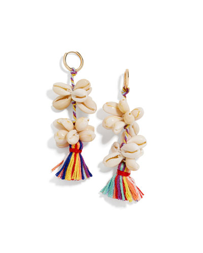 Nalani Tassel-Drop Earrings