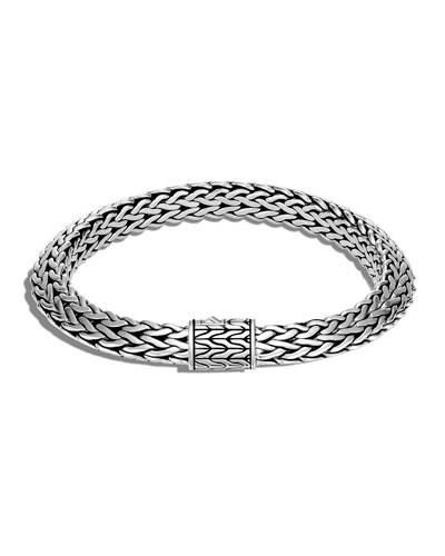 Classic Chain Thick Tiga Bracelet, Size S-L