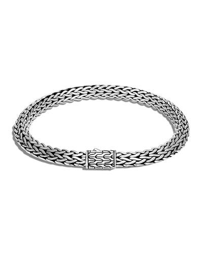 Classic Chain Tiga Bracelet, Size S-L