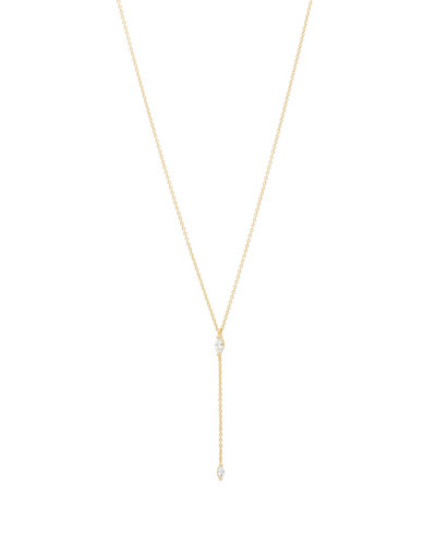 Lena Lariat Necklace