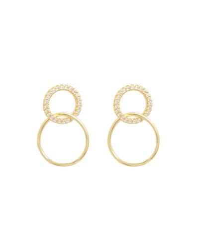 Balboa Interlocking Stud Earrings
