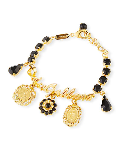 Crazy for Sicily Charm Bracelet
