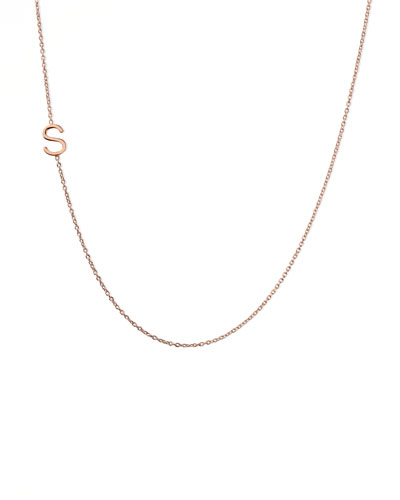 Rose Gold Necklace Neiman Marcus