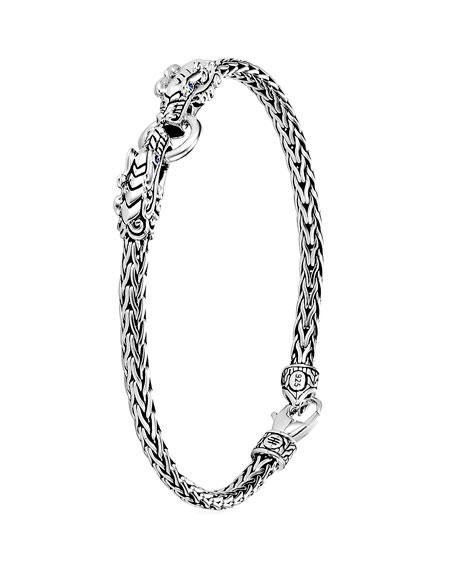 John Hardy Legends Naga Chain Bracelet, Size M