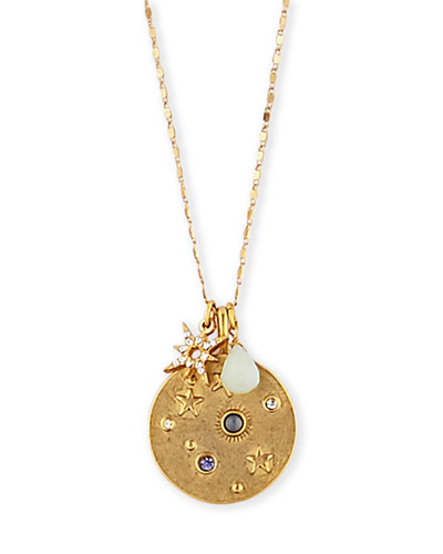 Celestial Talisman Necklace, 32