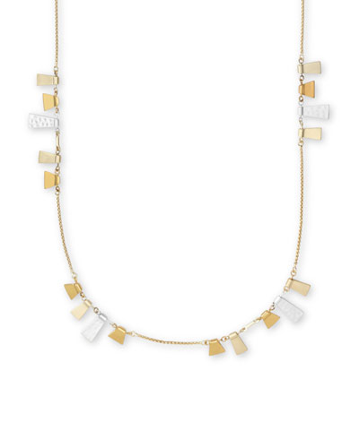 Lynne Long Strand Necklace, 40