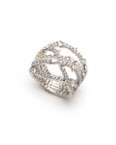 Pave Orbiting Ring