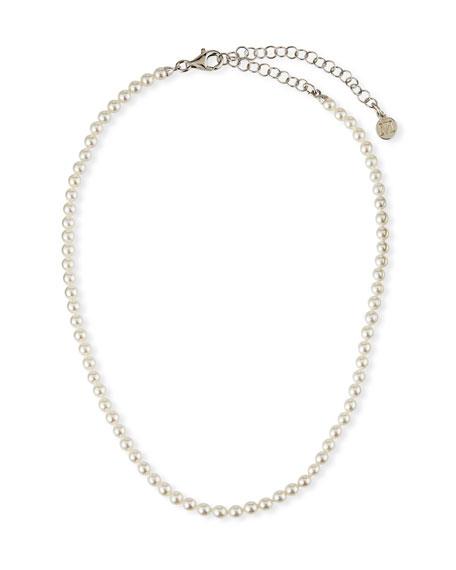 Majorica 4mm Pearl-Strand Necklace