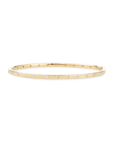 Ippolita Stardust 18k All-Around Diamond Bracelet