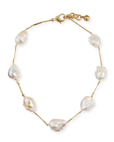Baroque 7-Pearl Necklace