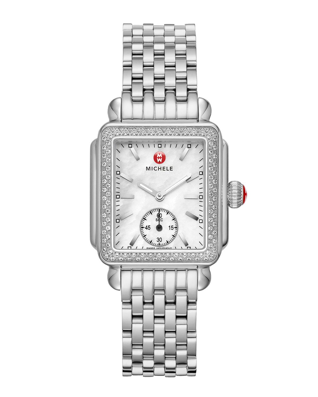 Deco Mid Diamond Bracelet Watch