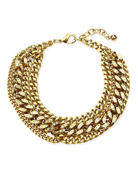 Ben-Amun Multilayer Chain Necklace