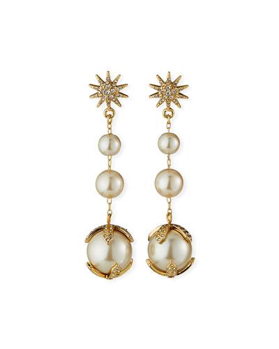 Star Daylight Post Earrings