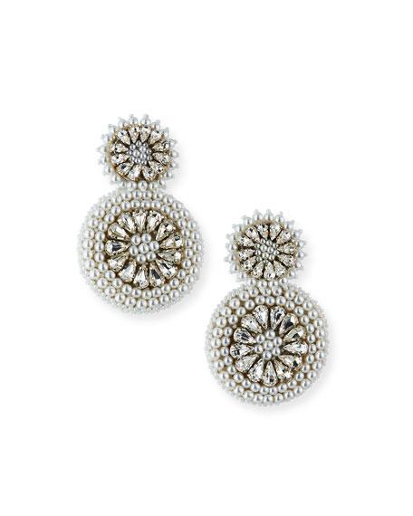 Mignonne Gavigan Kaya Snowman Earrings