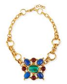 Jose & Maria Barrera Short Chain Link Ornament
