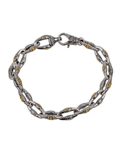 Kleos Chain-Link Bracelet
