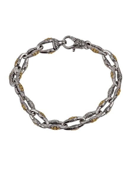 Konstantino Kleos Chain-Link Bracelet
