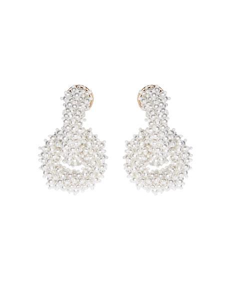 Mignonne Gavigan Taylor Hoop-Drop Earrings