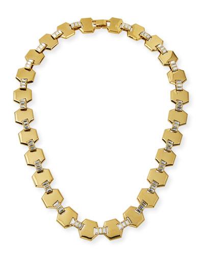 Meta Riviera Necklace
