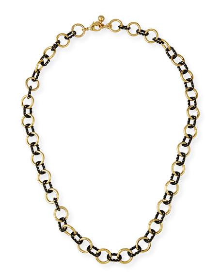 Lulu Frost Trafero Messenger Necklace
