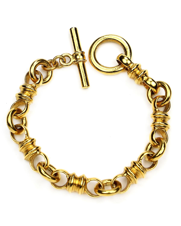 Small Chain-Link Bracelet
