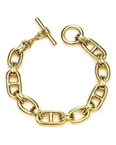 Chain-Link Bracelet