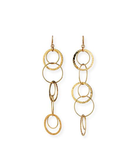 Devon Leigh Multilink Dangle Earrings