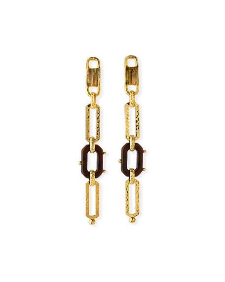 Gas Bijoux Escale Chain-Link Earrings