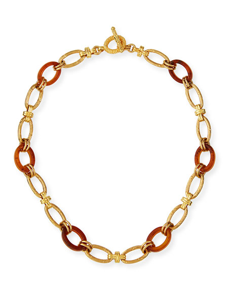 Gas Bijoux Escale Chain-Link Necklace
