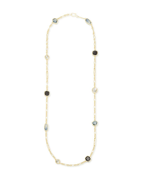 Kendra Scott Natalia Long-Strand Necklace