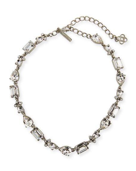 Oscar de la Renta Core Crystal Necklace