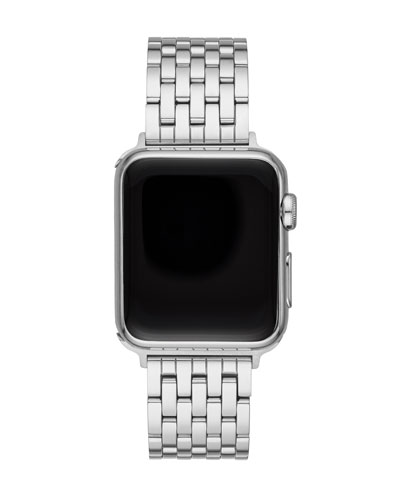 38mm 7-Link Stainless Steel Bracelet for Apple Watch