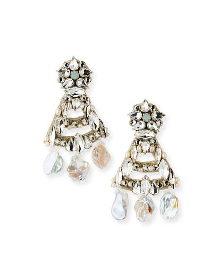 Ranjana Khan Kinsley Shaker Earrings