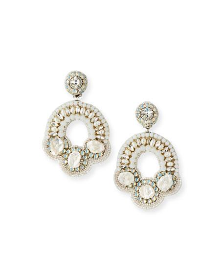 Ranjana Khan Gianna Clip-On Earrings