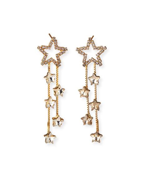 Rosantica Milky Way Dangle Earrings