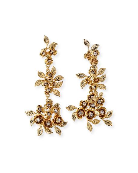 Rosantica Lirica Dangle Earrings