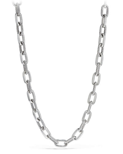 Madison Chain 11mm Medium Link Necklace, 20